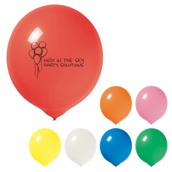 "36"" Standard Tuf-Tex Balloon"