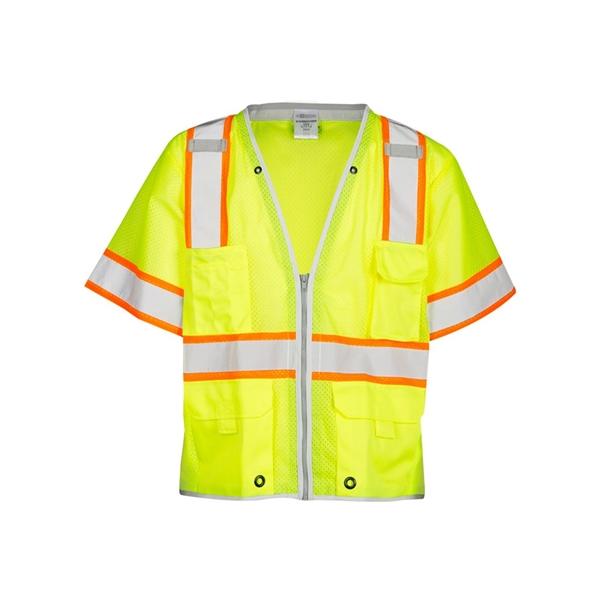 Kishigo Premium Brilliant Series® Heavy Duty Class 3 Vest