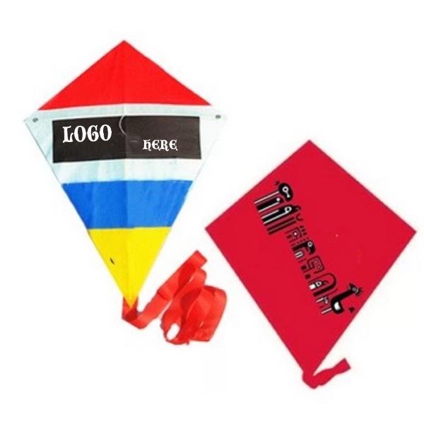 Diamond Advertising Kite Promotional Diamond Kite