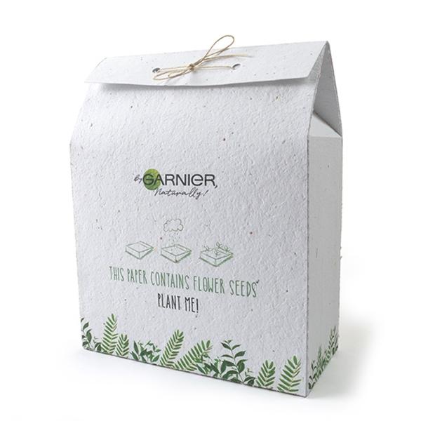 Seed Paper bag