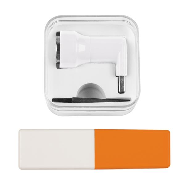 Mini USB Shaver With Power Bank Kit