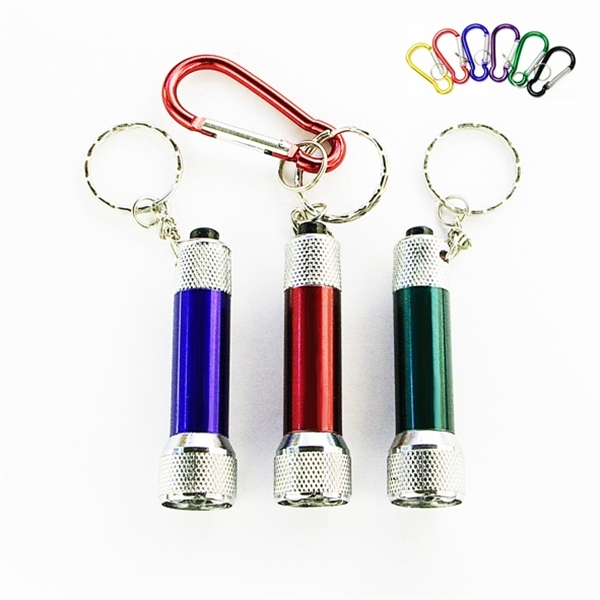 Flashlight Keychain