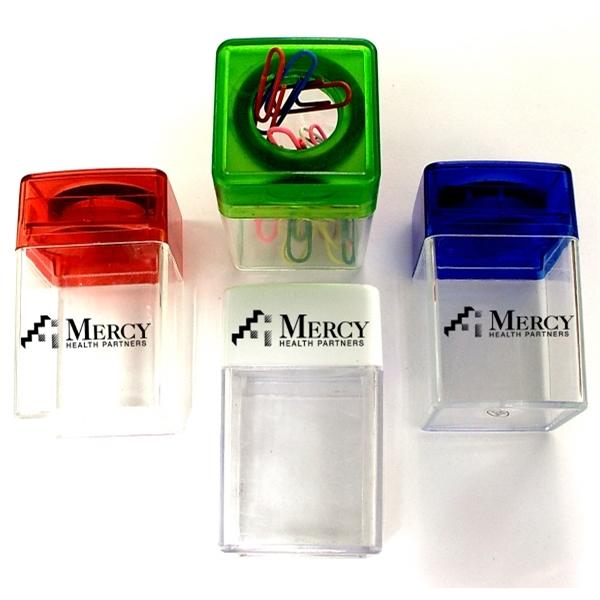 Paper clip dispenser