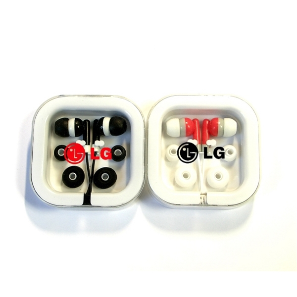 Earphone with Case