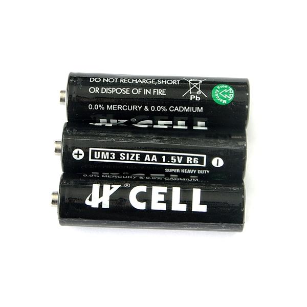 Heavy Duty AA Battery