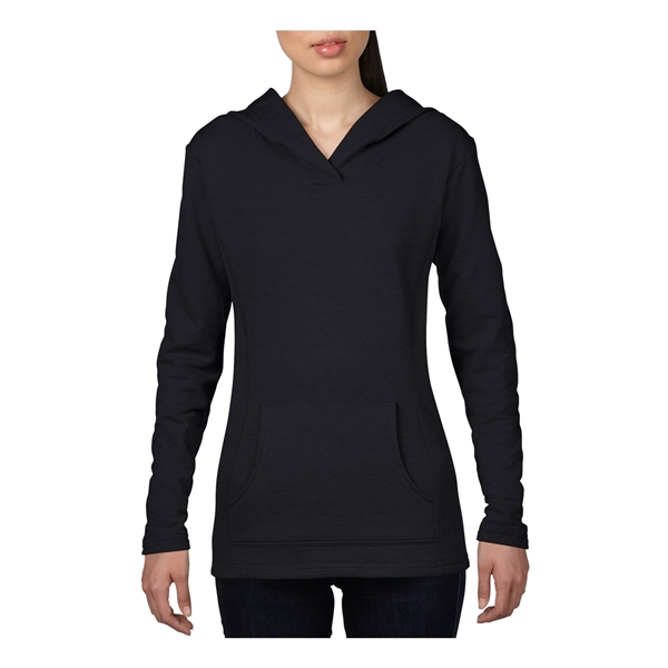 Anvil Women's Hooded French Terry Pullov
