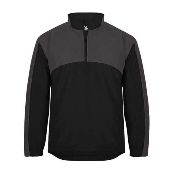 Badger Contender Quarter-Zip Jacket
