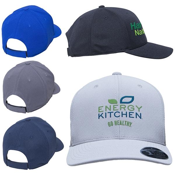 Team 365® by Flexfit® Adult Cool & Dry Mini Pique Cap