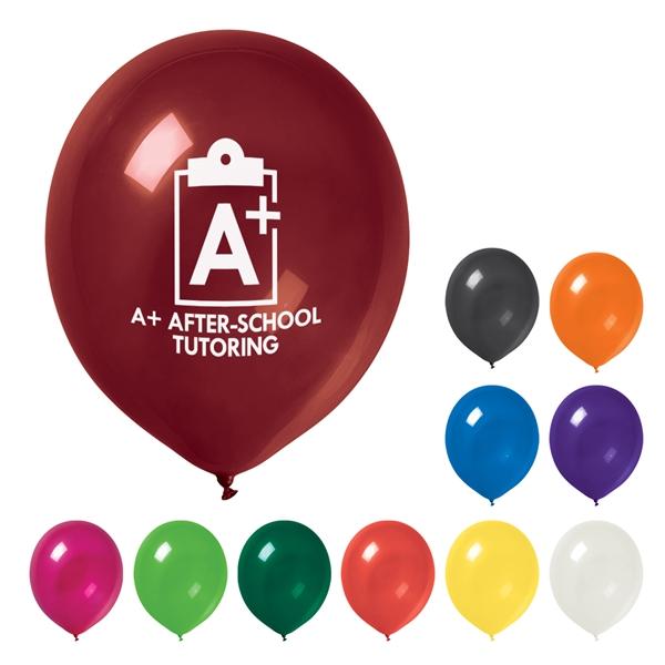 """24"""" Crystal Tuf-Tex Balloon"""