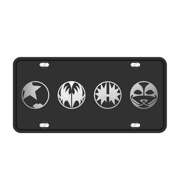Custom Metal License Plate