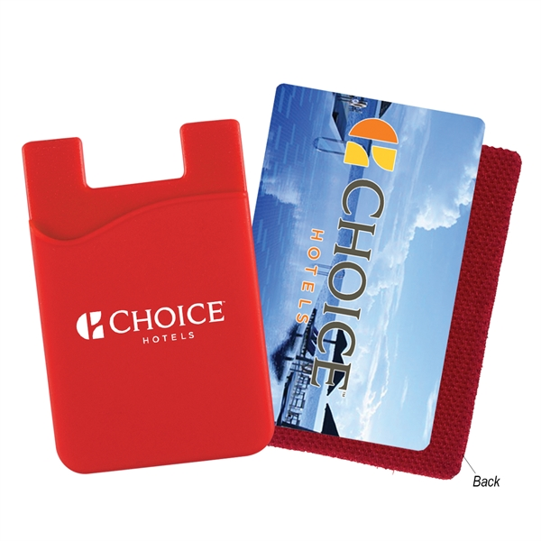 Phone Wallet And LintCard Kit