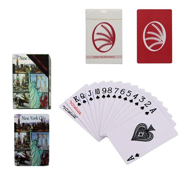 Custom Bridge Playing Cards