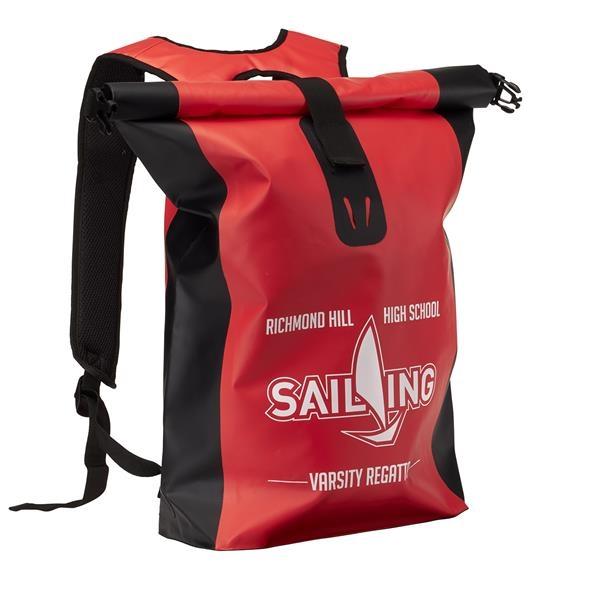 The Keepdry Waterproof Backpack