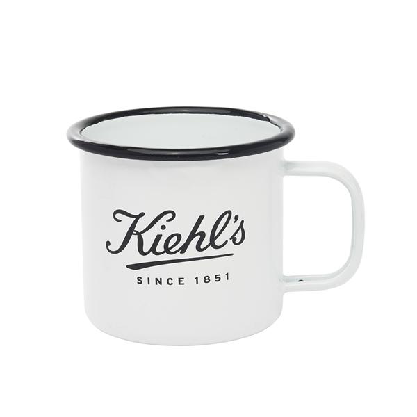 16oz Stainless Steel Enamel Coffee Mug