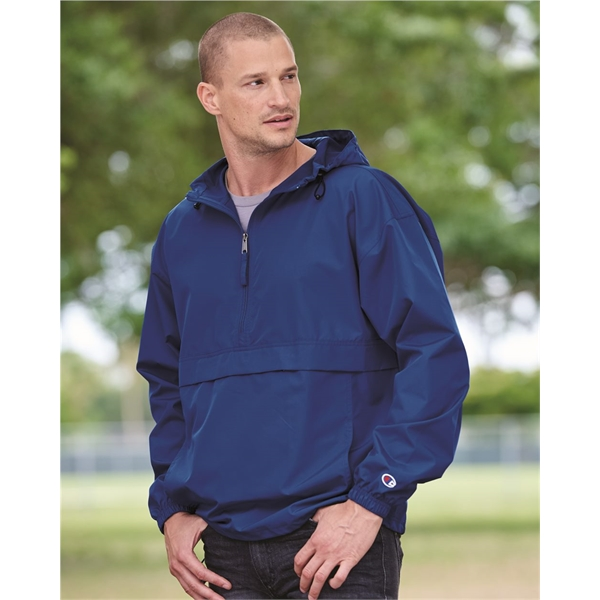 Champion Packable Quarter-Zip Jacket