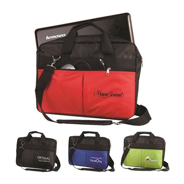 Entourage Computer Bag w/ Shoulder Strap