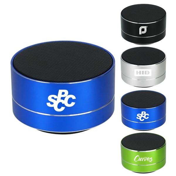 Hockey Puck Bluetooth Speaker