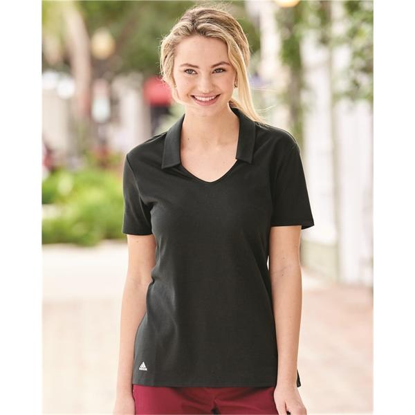 Adidas Women's Cotton Blend Sport Shirt