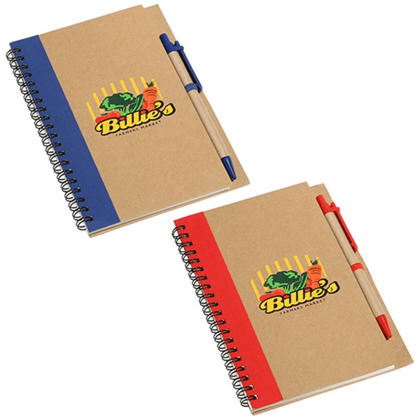 Promo Write Recycled Notebook