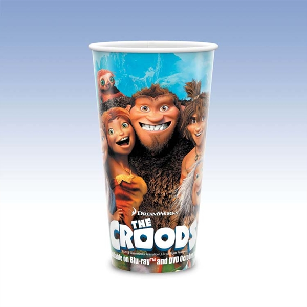 32oz-Heavy Duty Paper Cold Cups