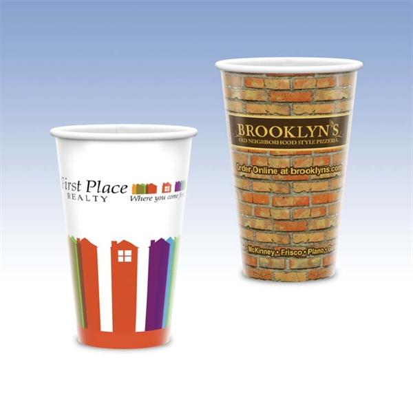 Tall 16oz-Heavy Duty Hot/Coffee Paper Cups