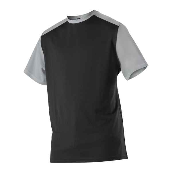 Alleson Athletic Crewneck Baseball Jersey