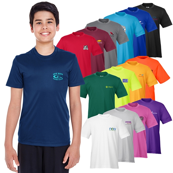 Team 365® Youth Zone Performance T-Shirt