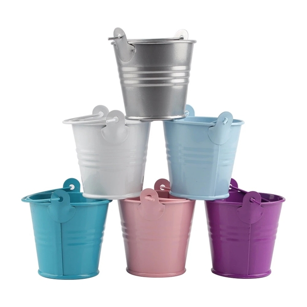 Metal Pail Bucket