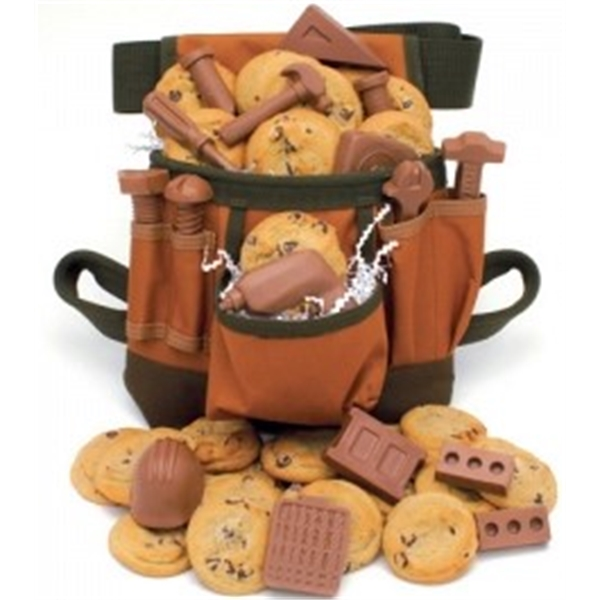 Chocolate Tools And Cookie Sweet Treat Toolbelt