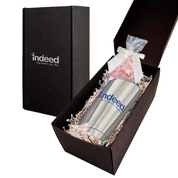 Soft Touch Modern Gift Box with Vacuum T