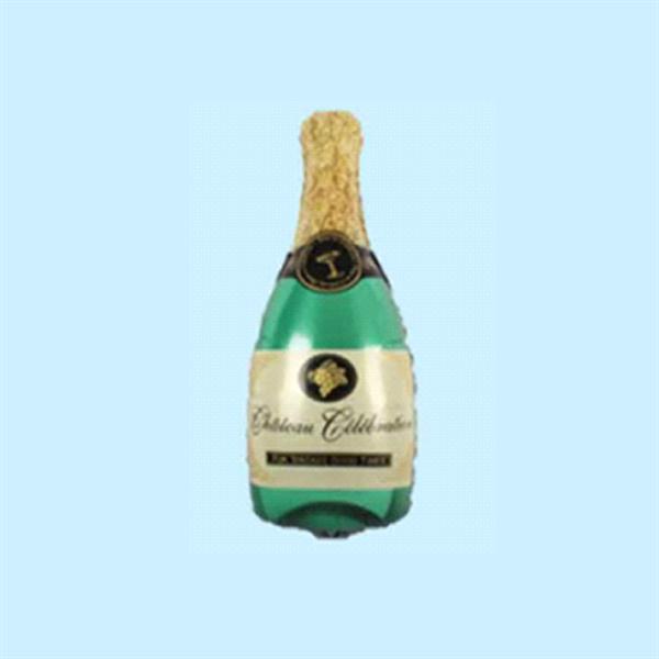 Wine bottle Shape Foil Balloon