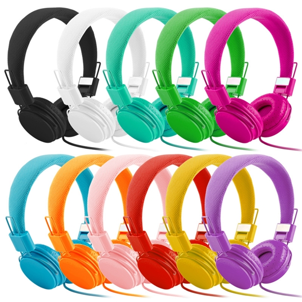 MP3 Headphones with Microphone