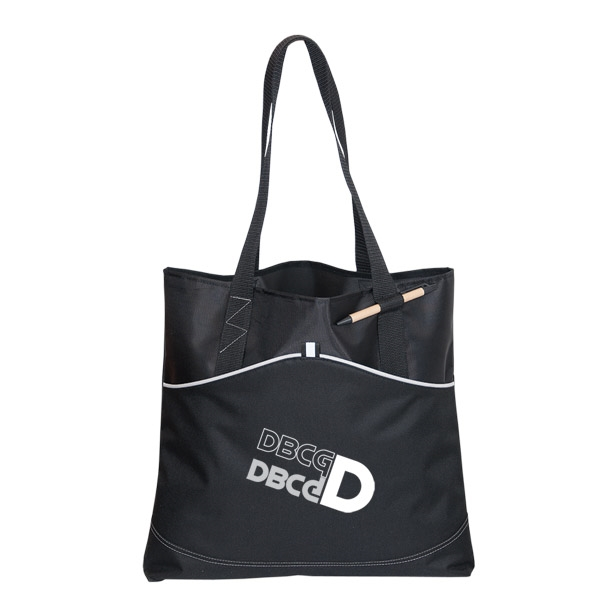 VISION POLYESTER TOTE