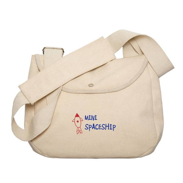 STYLE SHAPER MESSENGER BAG