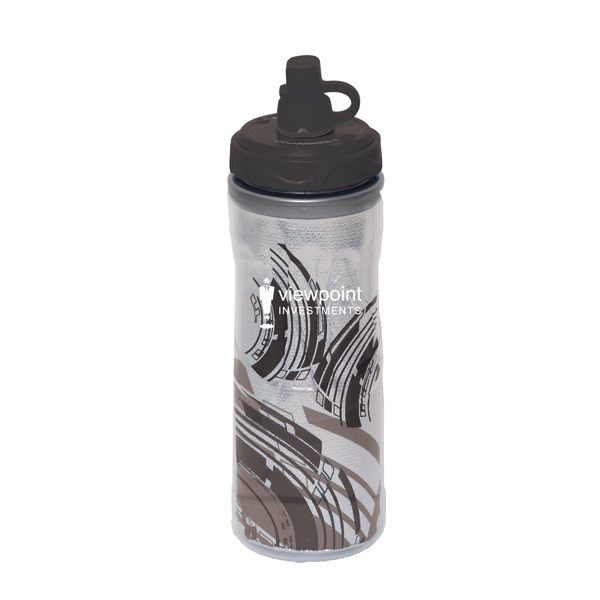 STATIS 600 ML. (20 OZ.) INSULATED WATER