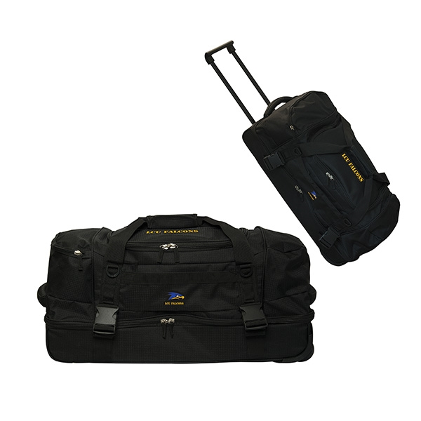 WEEKEND STEELER ROLLER DUFFLE