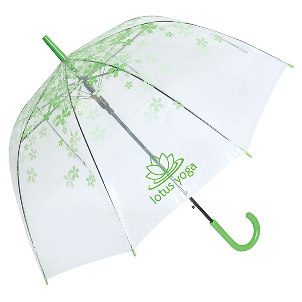 ARBOR FLORAL PREPRINTED UMBRELLA