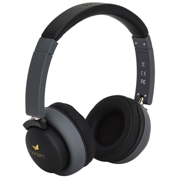 Boompods™ Bluetooth® Hush Noise Cancel Headphones