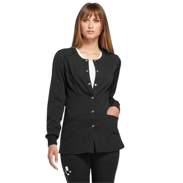 Elle Medical Apparel Warm-Up Jacket