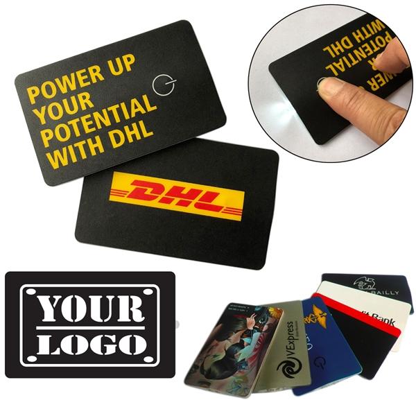 Credit Card Pocket LED Flashlight