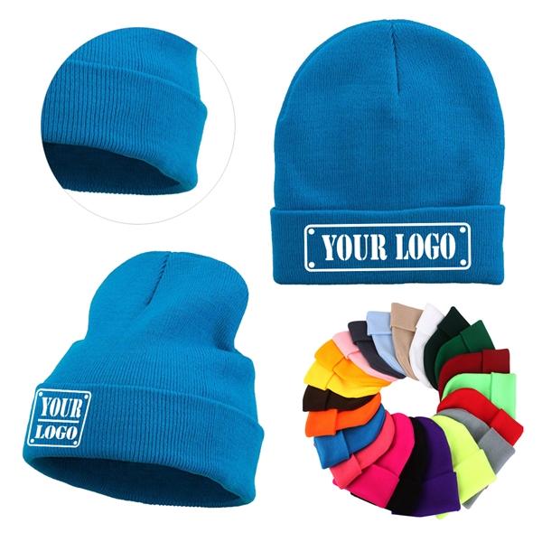 Knit Beanies Hat