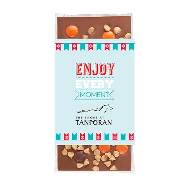 Contemporary Belgian Chocolate Bar - 3.5 oz