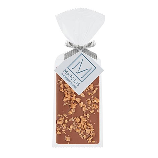 Belgian Chocolate Bar Gift Bag - Crushed Toffee