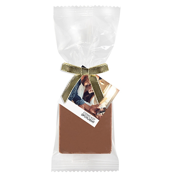 Bite Size Chocolate Square Gift Bag