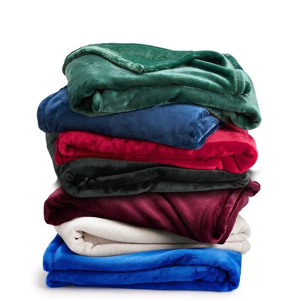 Alpine Fleece Mink Touch Luxury Blanket
