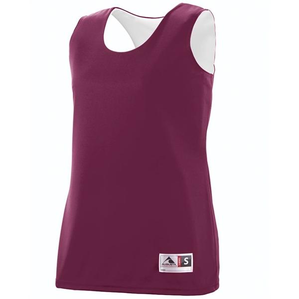 Augusta Sportswear Women's Reversible Wicking Tank Top