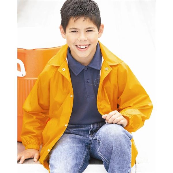 Augusta Sportswear Youth Coach's Jacket
