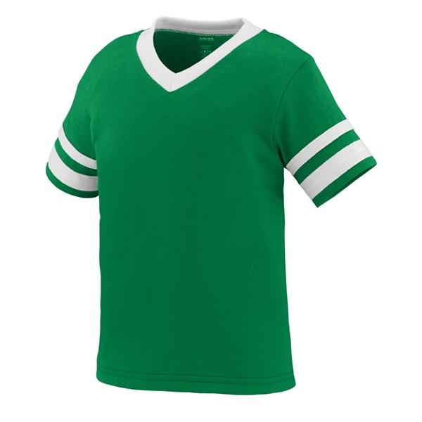 Augusta Sportswear Toddler Sleeve Stripe Jersey