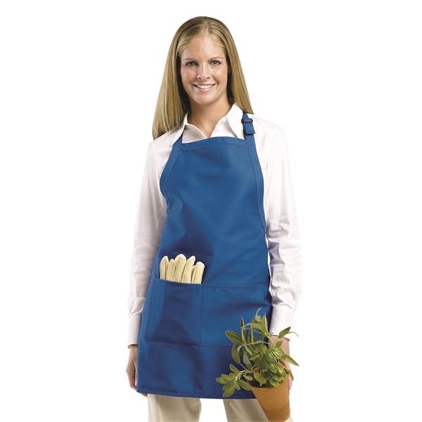 Augusta Sportswear Full Width Apron with Pockets