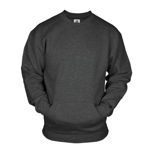 Badger Pocket Sweatshirt